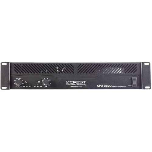 CREST CPX-2600 Etapa