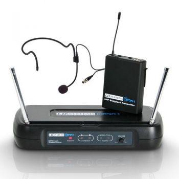 LD SYSTEMS ECO 2 BPH3 Microfono Inalambrico de Diadema
