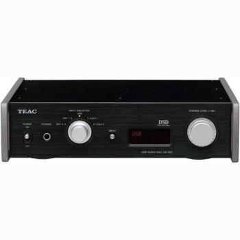TEAC UD-501 B Conversos D/A , DUAL/MONO, USB Streaming, Negro