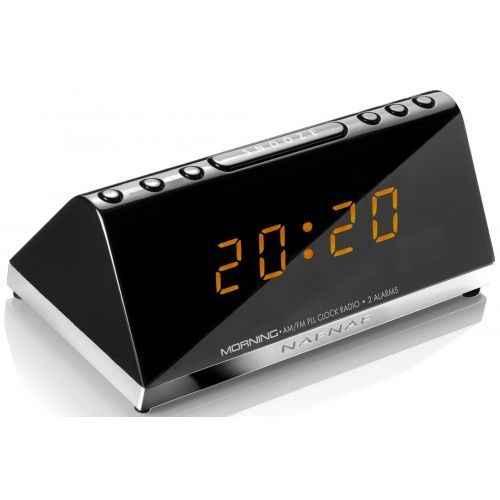 SUNSTECH MORNING V2  Radio Reloj 2 Alarmas