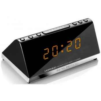 SUNSTECH MORNING V2  Radio Reloj 2 Alarmas