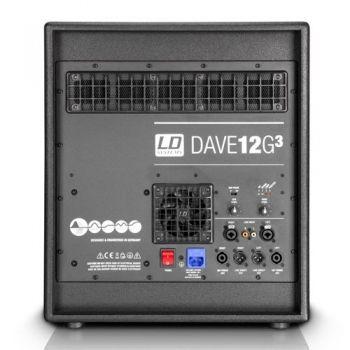 LD SYSTEMS DAVE 12G3 Sistema PA 12