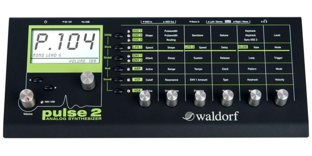 Comprar waldorf pulse 2