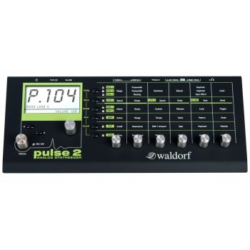 Waldorf Pulse 2 Sintetizador