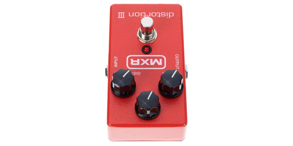 dunlop mxr m115 distortion iii back