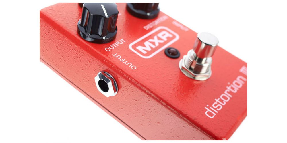 dunlop mxr m115 distortion iii jack