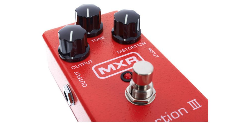 dunlop mxr m115 distortion iii knob