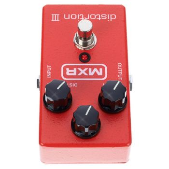 MXR M115 Distortion III Pedal