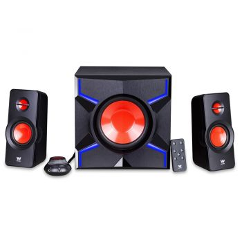 WOXTER BIG BASS 260 FX Altavoces Multimedia 150w 2.1