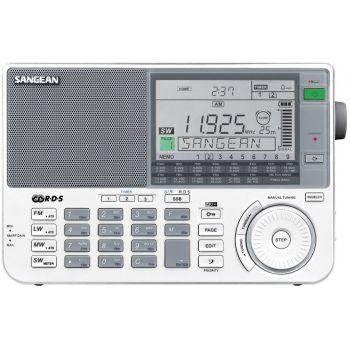 SANGEAN ATS909X Radio Multibanda White