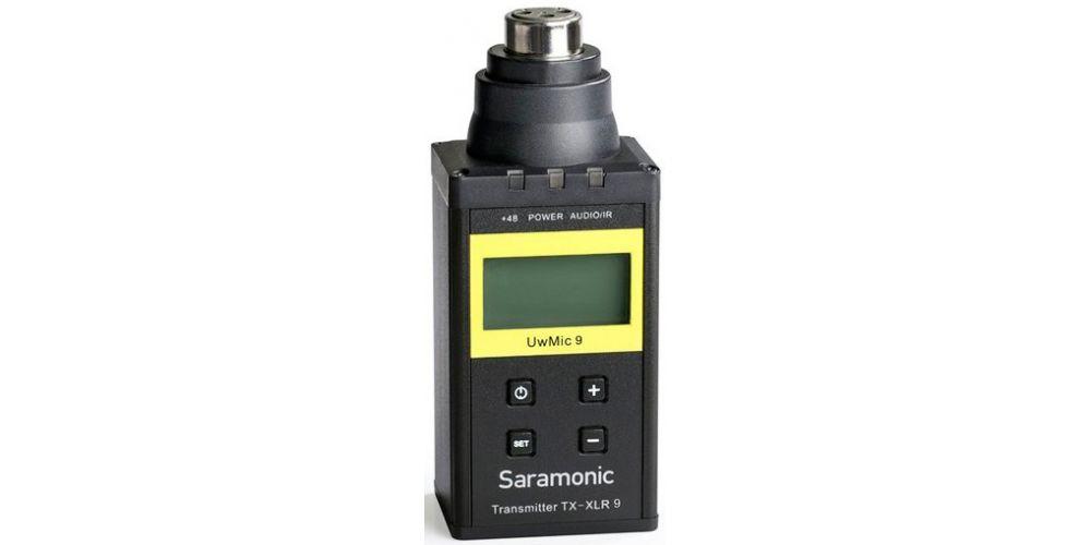 saramonic uwmic9 tx xlr9 4