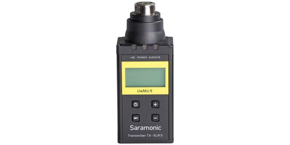 saramonic uwmic9 tx xlr9