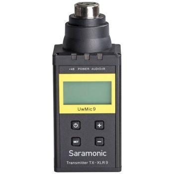 Saramonic UwMic9 TX-XLR9 Transmisor Plug-On XLR