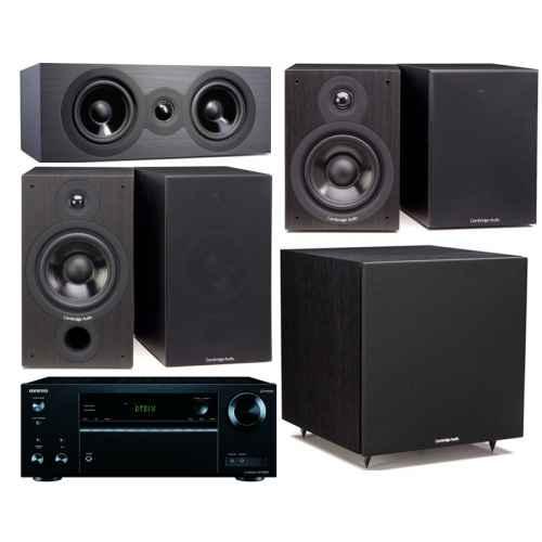 onkyo txnr555 Cambridge Audio SX  60 cinema pack black sx60 sx70 sx50