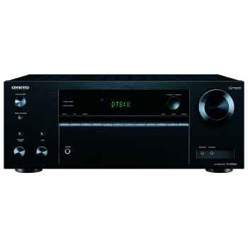 ONKYO TX-NR555-BK+ Cambridge SX60 Black Cinema Pack 5.1