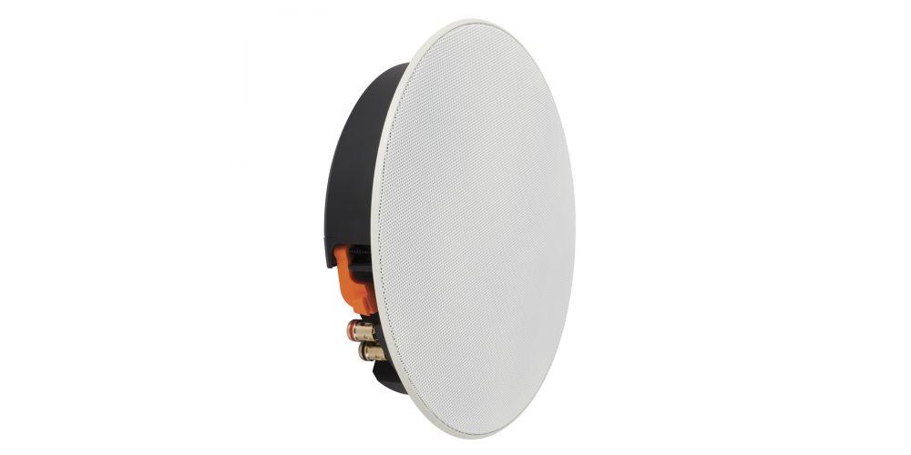 monitor audio css230 altavoz slimp rejilla blanca