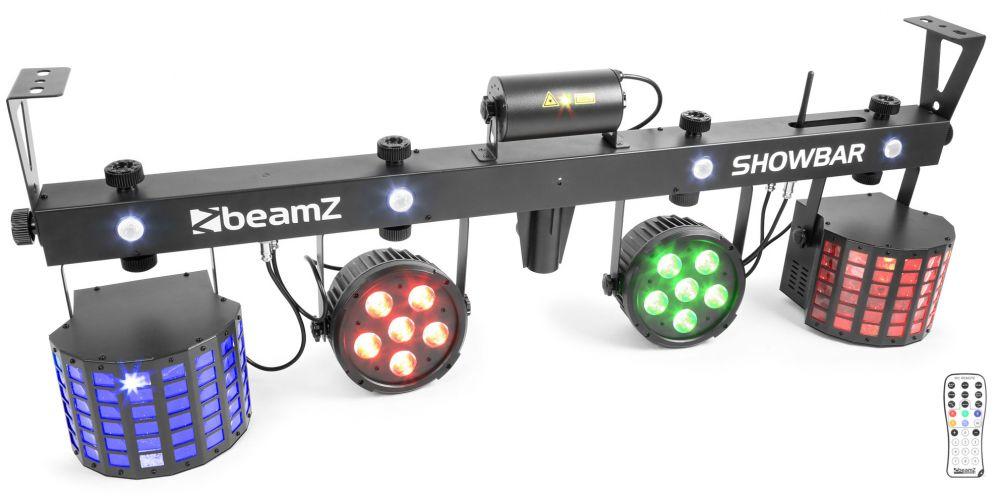 comprar efectos led Beamz ShowBar153800