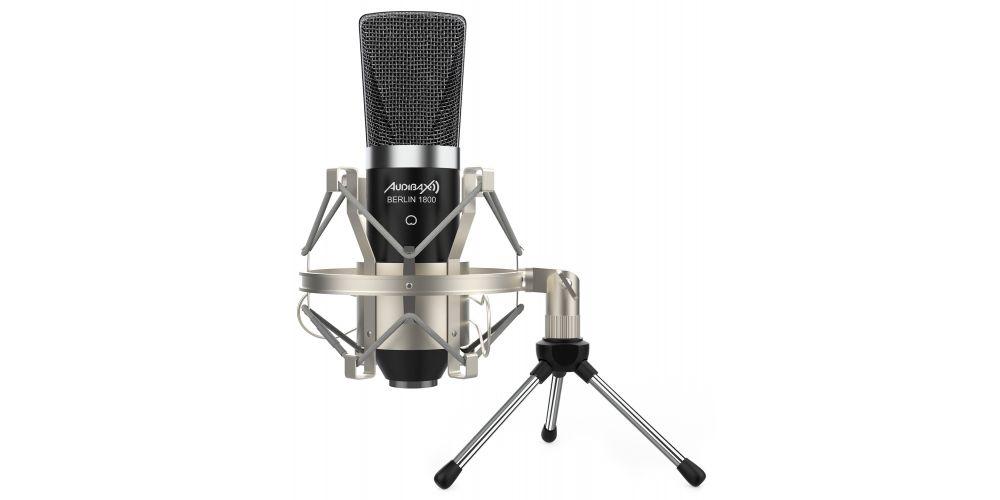 audibax berlin1800 micro estudio comprar