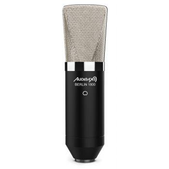 Audibax Berlin 1800 Micrófono Studio Gran Diafragma