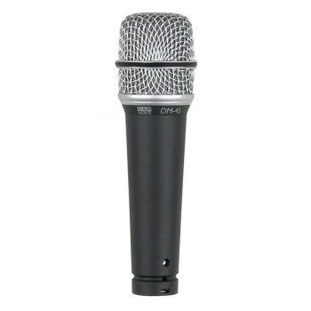 DAP Audio DM-45 Micrófono Dinámico para Instrumento