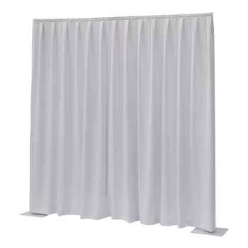 Showtec P D curtain Dimout Cortina blanca 89448