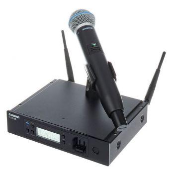 SHURE GLXD24RE B58 Z2 Micrófono inalámbrico vocal de mano