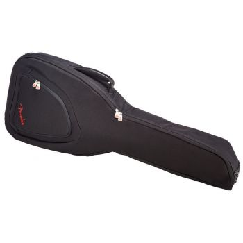 Fender FA610 Funda Guitarra Acústica Black
