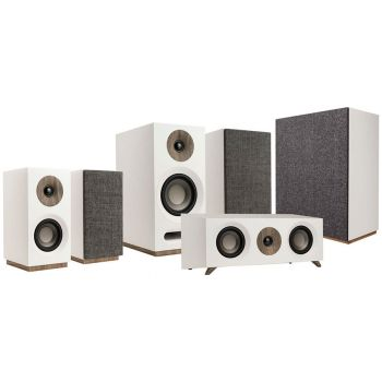 Jamo S803 HCS White +S808 SUB White Conjunto altavoces Home Cinema