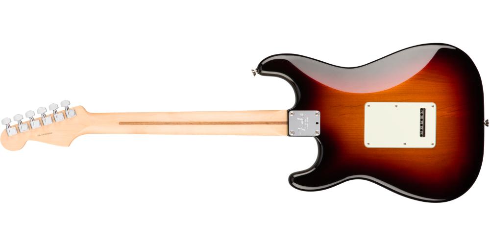 fender american pro stratocaster maple fingerboard 3 color sunburst