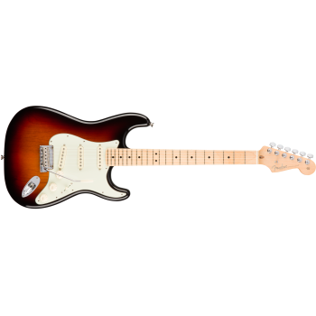 Fender American Pro Stratocaster Maple Fingerboard 3 Color Sunburst