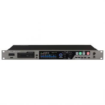 Tascam DA-6400 Grabador / reproductor multipista compacto digital de 64 canales para aplicaciones de transmisión