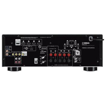 Yamaha RXV385+Cambridge SX50 walnut Cinema Pack 5.1