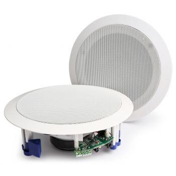 Power Dynamics CSBT-80 Conjunto Activo de Altavoes de Techo con Bluetooth 952554