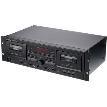 Tascam 202 MKVll Pletina de cassette doble