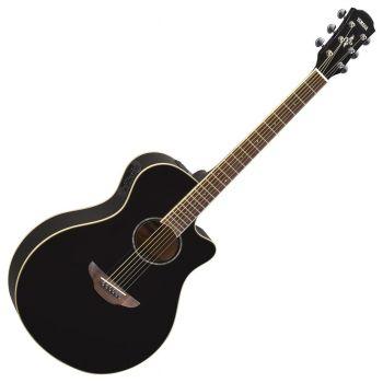 YAMAHA APX600BL Negro Guitarra Electro Acustica