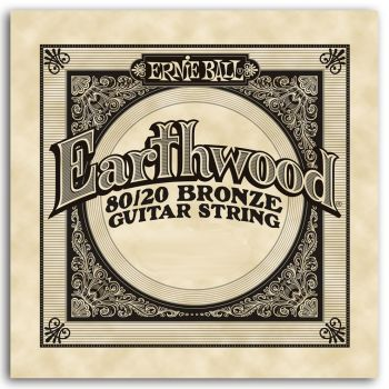 ERNIE BALL 1420 CUERDA ACÚSTICA EARTHWOOD BRONZE 020