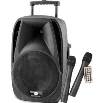 Acoustic Control Portable 12 Altavoz con Bateria Bluetooth