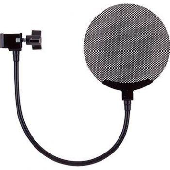 sE Electronics Filtro antipop para microfono Metal Pop Filter