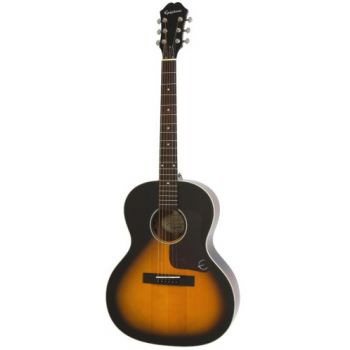 Epiphone EL-00 Pro Vintage Sunburst Guitarra Electroacústica Cuerpo Pequeño 3/4