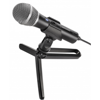 AUDIO TECHNICA ATR2100X-USB Microfono Para Emision En Directo   Podcast