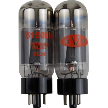 EVH EL34 Kit de Válvulas de Recambio (Set 2 Unidades)