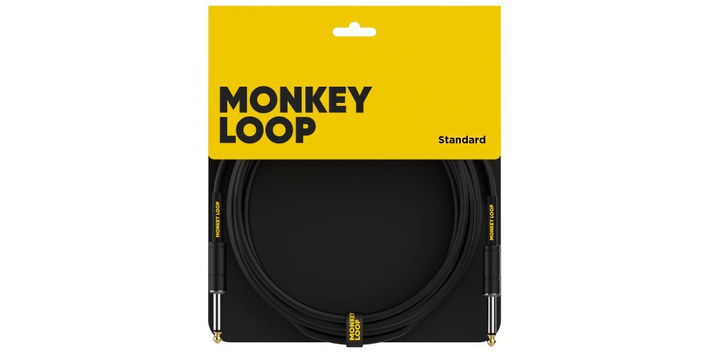 monkey loop standard cable jack mono jack mono packaging