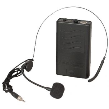 BST NOMAD-HEADSET Micrófono Inalámbrico de Diadema