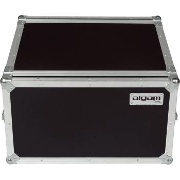 Algam Cases FL-6U Flight Case para Rack 19