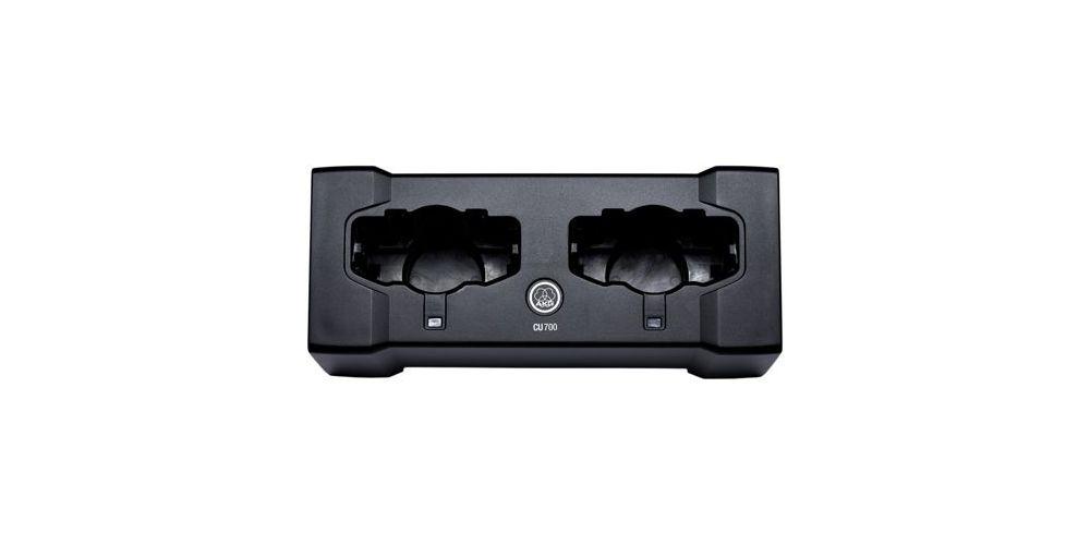 AKG CU-700 Cargador Microfonos-Petaca Serie 700, CU700
