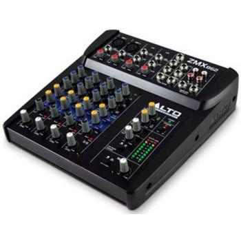 ALTO PROFESIONAL ZMX-862 mezclador para directo 6 canales