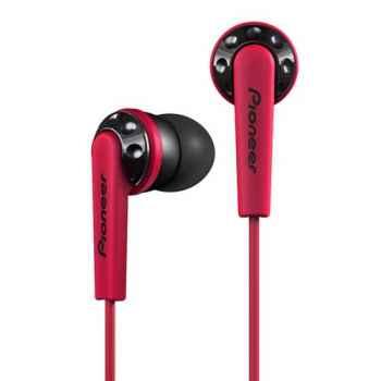 PIONEER SE-CL711R Auricular Dinamico Rojo SECL711R