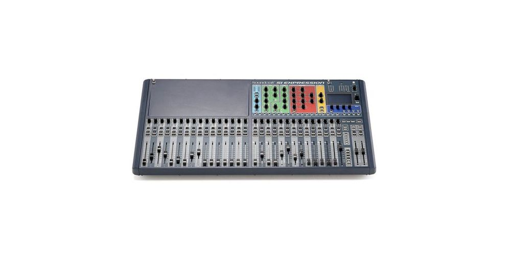 soundcraft siexpression3