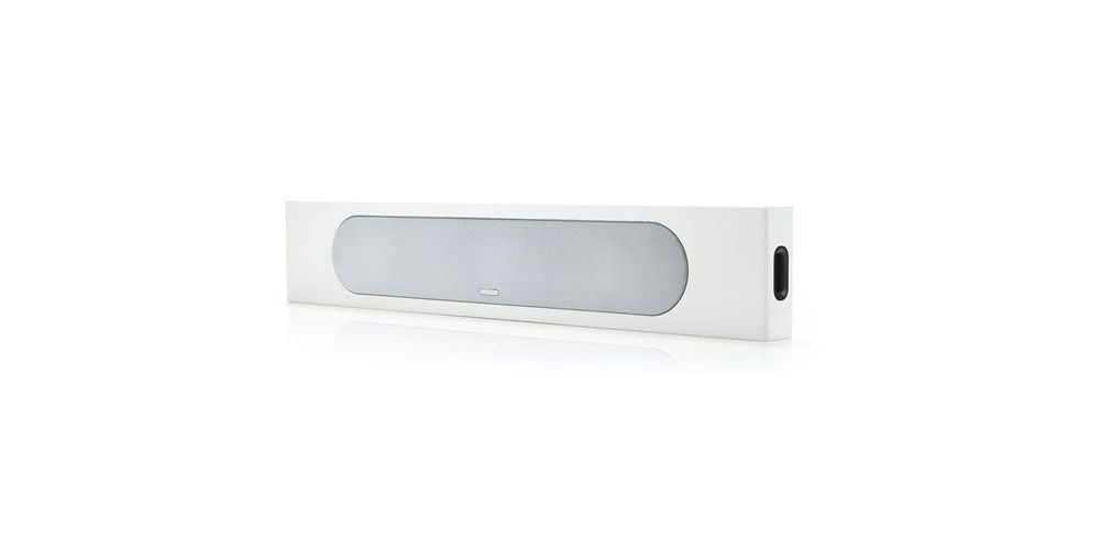 radius one white monitoraudio