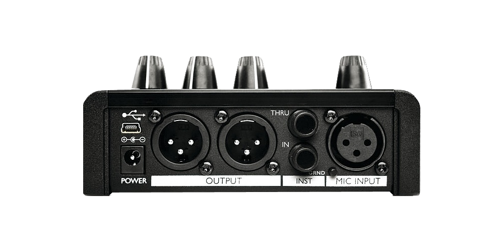 tc helicon voicetone correct xt efectos pedal